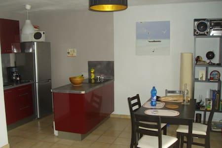 Appartement avec Balcon, cave pour vélo et parking - Chalonnes-sur-Loire - Apartment