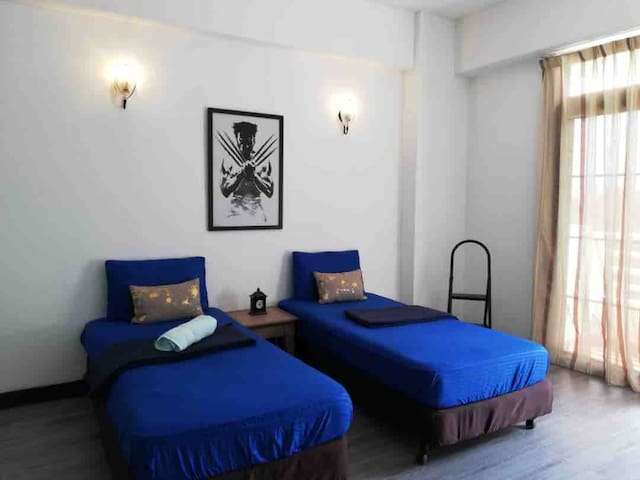 Affordable stay at Kempas apt Genting midhill