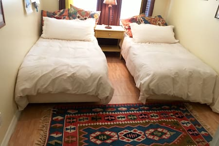 Perfect  room to share or for self - 2 twin bed! - Greenacres - 連棟住宅