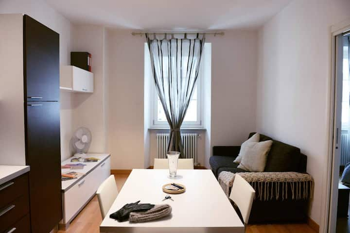 Cool Apartment in Heart of the City with Free WIFI
