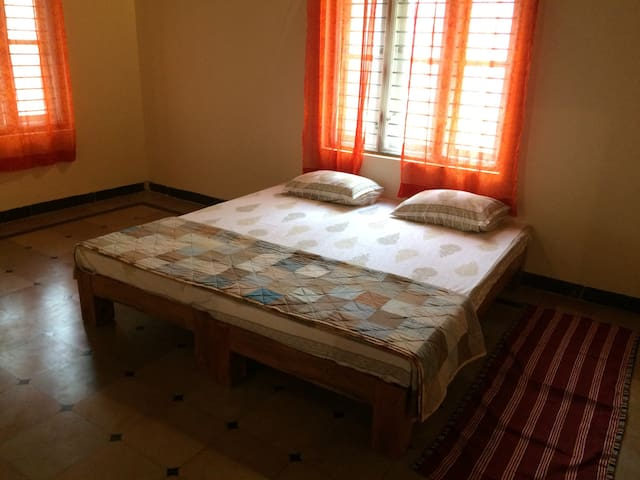 Two Rooms at Nandhanavana Farm House