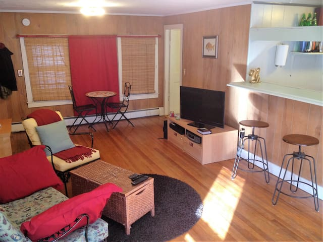 The Flat on Groton Bank - Groton - Apartment