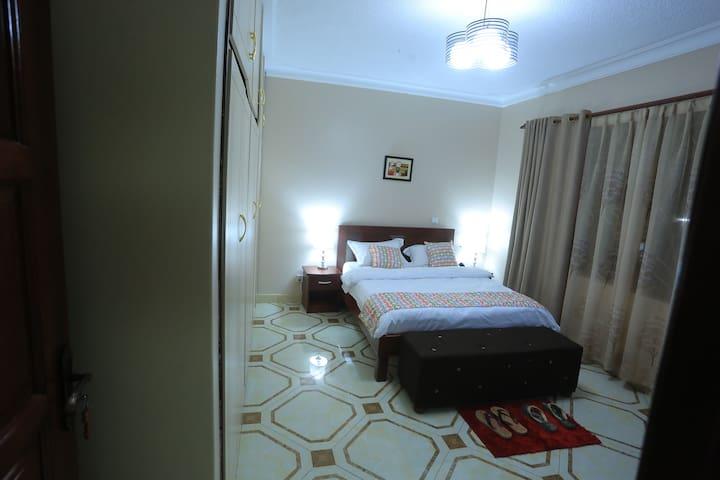 Masaka Room at Precious Villas Lubowa
