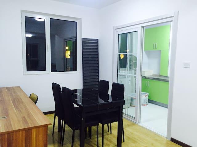 天洋城4代两居精装优雅环境温馨之家 - 廊坊市 - Apartment