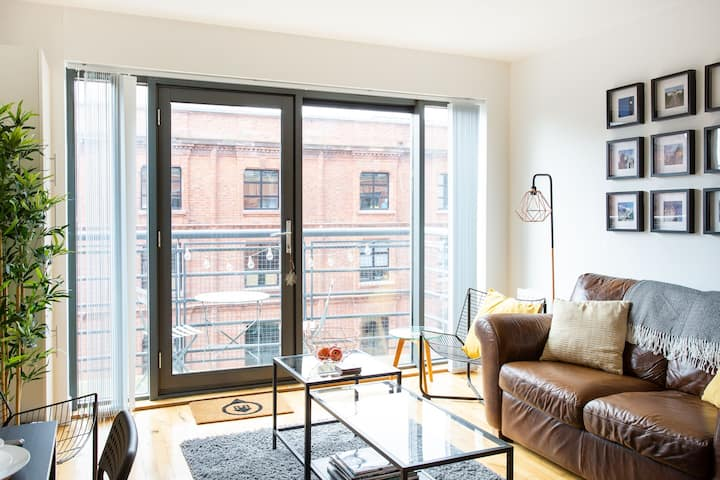5* Luxury apartment right in city centre
