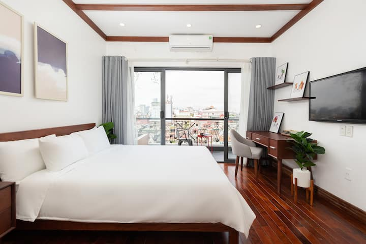 40% OFF FOR STAY>7DAYS-ROOFTOP STUDIO W PANORAMA 3