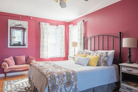 Cranberry Room at Inn of Treasured Memories BnB - Harwich