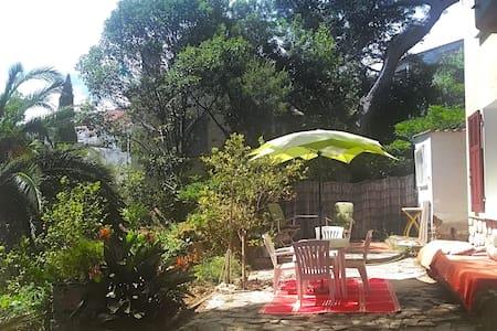 Écrin de verdure quartier Paradis - Hyères