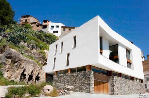 """Casa Portalico. Habitación privada """"Abril y Cia"""""""