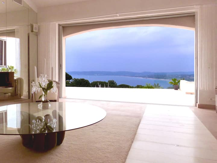 Just the best view in St Tropez
