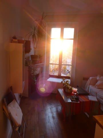 Appartement Bellevue près des bords de Marne - Le Perreux-sur-Marne - Apartemen