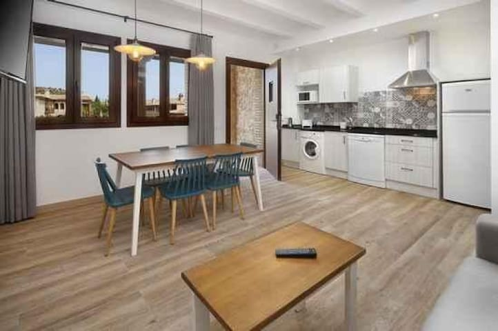 Apartamento El Portal de Alquezar 1