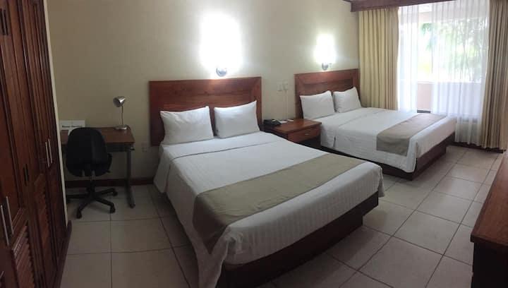 Hotel San Antonio, Te espera!