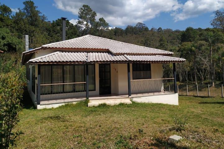 Lugar de sossego  na Serra da Mantiqueira!