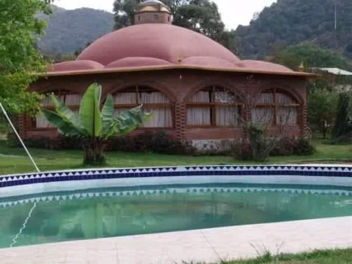 Shambala Mariposa Monarca Habitación  2