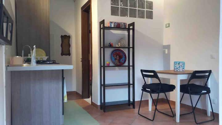 Rome Pigneto lovely mini apartment FREE WIFI