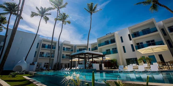 PRESIDENTIAL SUITES - LIFESTYLE - CABARETE - 2 BED
