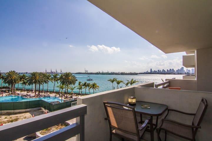 SOUTH BEACH AMAZING LUXURY HI ~RiSE - Miami Beach - Appartement