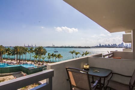 SOUTH BEACH AMAZING LUXURY HI ~RiSE - Miami Beach - Lägenhet