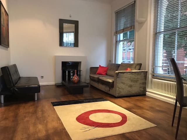 Stunning 1 bed flat in Earl's Court
