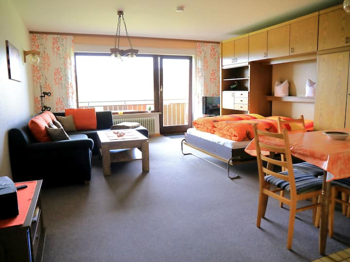 Haus Monika Ferienwohnungen, (Herrischried), Ferienwohnung Nr. 6, 62 qm, Balkon, 2 Schlafzimmer, max. 6 Personen