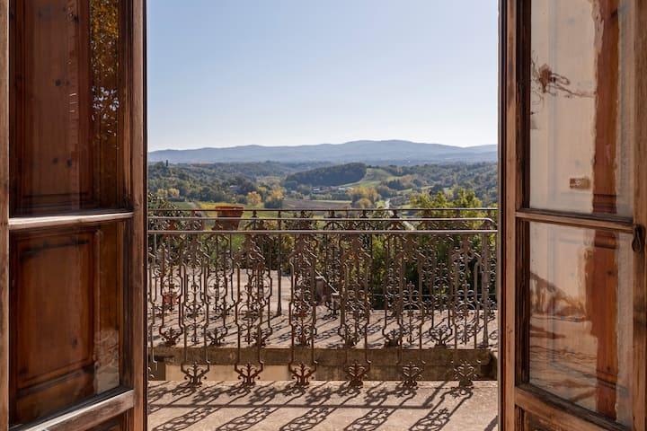 Villa Cicogna - Tuscan Villa and Terrace Venue