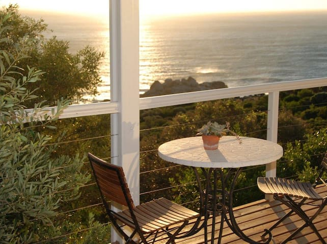 Climbing grotto with sea views - Kaapstad - Appartement