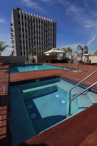 Private Room in DTLA Luxury Loft - Los Ángeles - Loft
