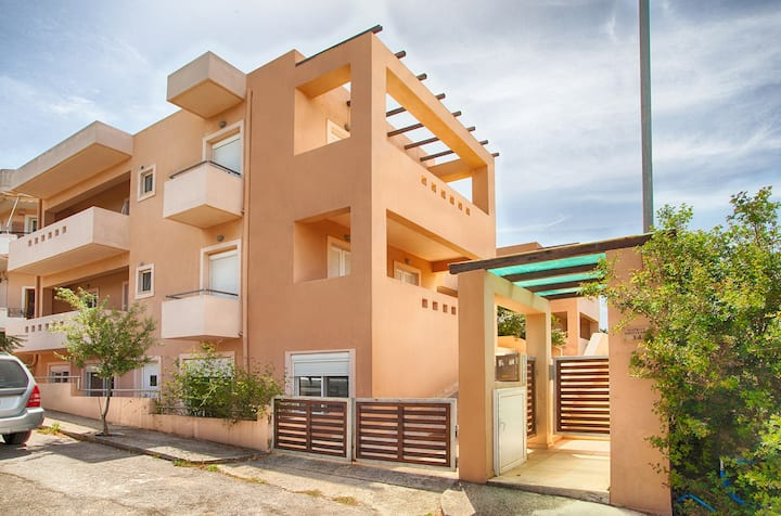 Divine apartments, for holidays in Crete_Demeter