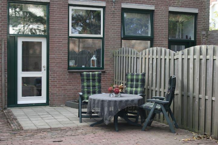 Appartement;  The Butterfly Zandvoort.
