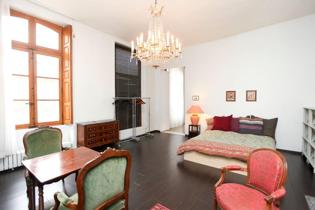 beau 2 pi ces 46 m dans le marais appartements louer paris le de france france. Black Bedroom Furniture Sets. Home Design Ideas