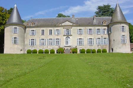 Chambre raffinée au château - Sens-Beaujeu