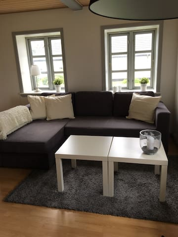 Cosy big room with own entry. - Kolding - House