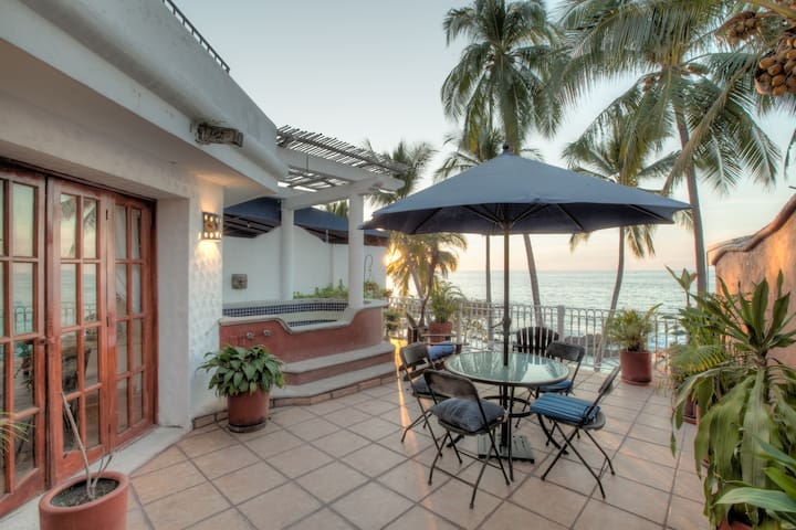 Cozy 2Bdr Condo Incredible Sunsets - Puerto Vallarta - Apartment