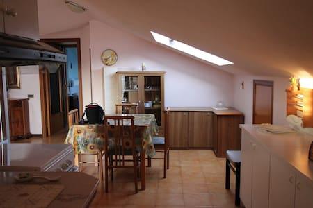 attic 2 min to beach - Porto Potenza Picena - Apartment
