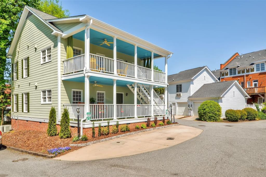 Welcome to your Greensboro home-away-from-home