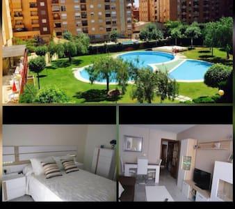 Piso acogedor en Jaén en zona bulevar (reformado) - Jaén - Appartamento