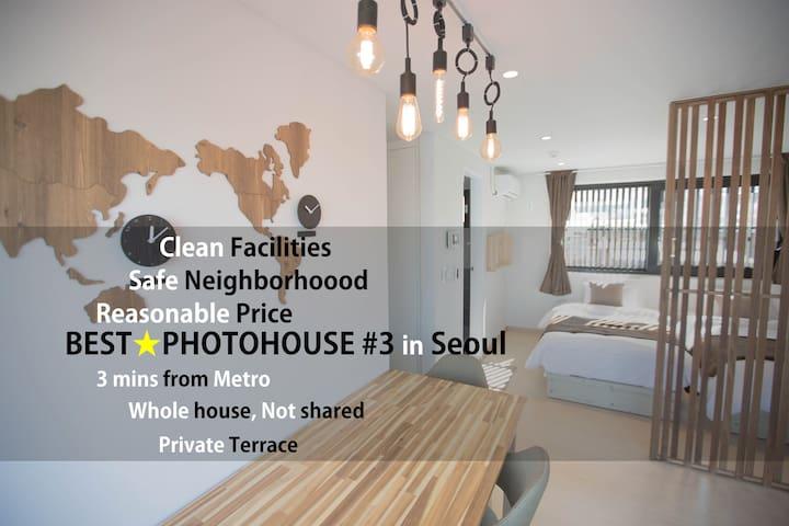 BEST★PHOTO HOUSE #3 - Мапо-гу