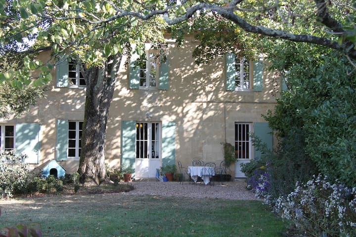 THE PLACE FOR YOUR FAMILY REUNIONS - Saint-Quentin-de-Baron - House