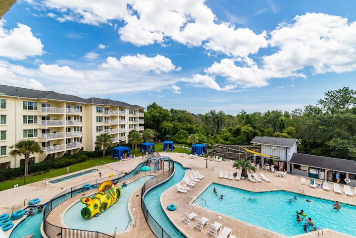 Litchfield By the Sea Water park Access, balcony NIGHTLY STAYS WELCOME