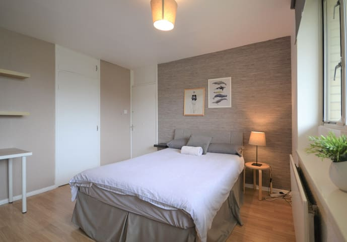 CA5 Private Bedroom in Central London