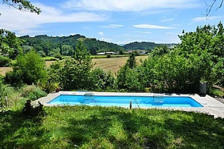 Riverside Chalet with heated pool 5 - La Bastide-Clairence