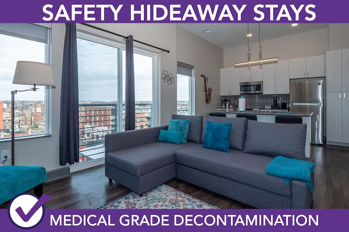 Safety Hideaway - Medical Grade Clean Home 2