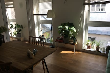 cosy, bright apartment in ancient town