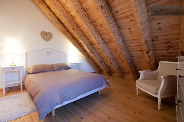 Double Room Nr Mont Saint Michel - Pleine-Fougères