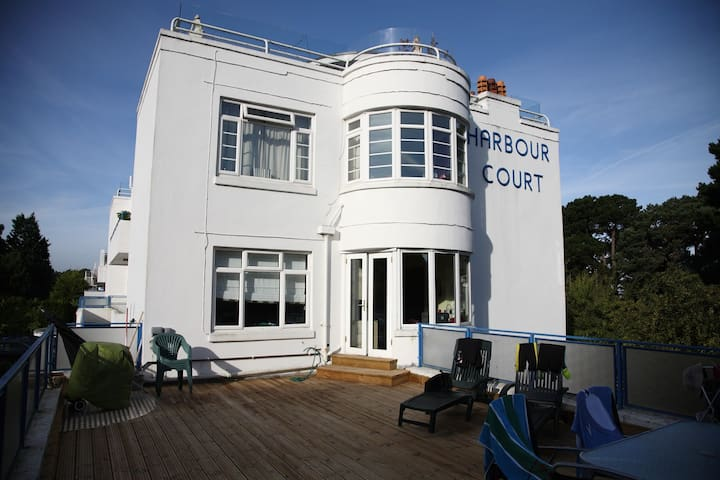 HARBOUR COURT, SANDBANKS, POOLE - Poole - Huoneisto
