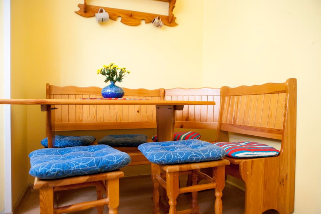 Letna I apartment - kuchyně