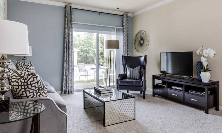 Live + Work + Stay + Easy | 2BR in Mansfield