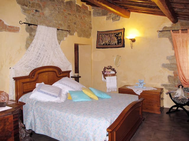Apartment Podere Le Buche in Pelago