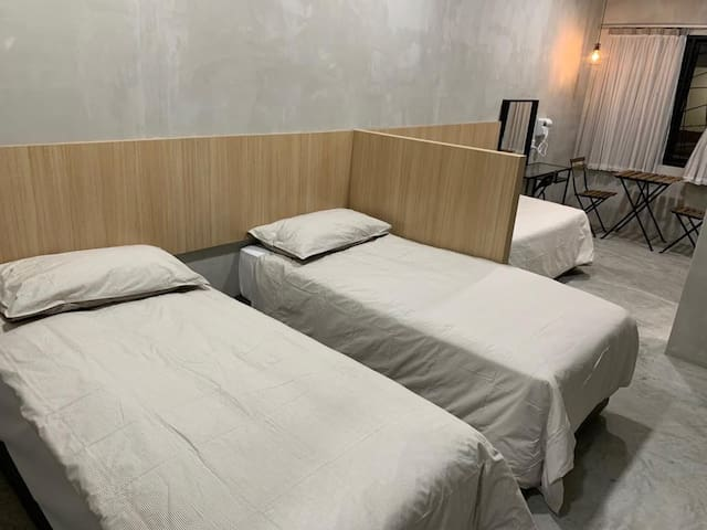 3 Single Bed